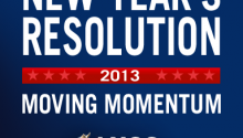 LNCC's 2013 New Year's Resolution
