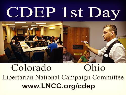 CDEP 1st day